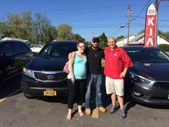Fuccillo Kia Schenectady >> Fuccillo Kia of Schenectady car dealership in Schenectady ...