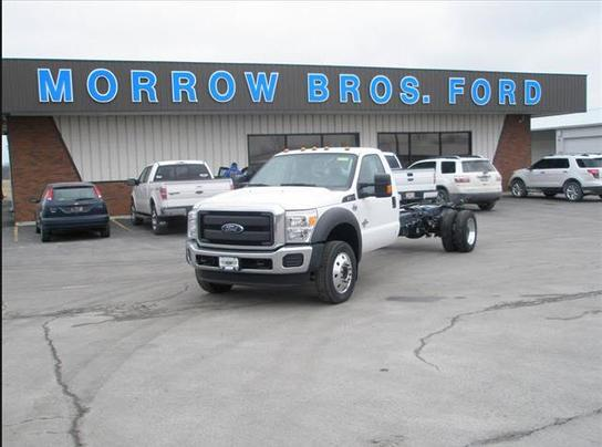 MORROW BROTHERS FORD INC 2