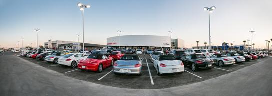 Porsche Las Vegas >> Gaudin Porsche Of Las Vegas Car Dealership In Las Vegas Nv 89118