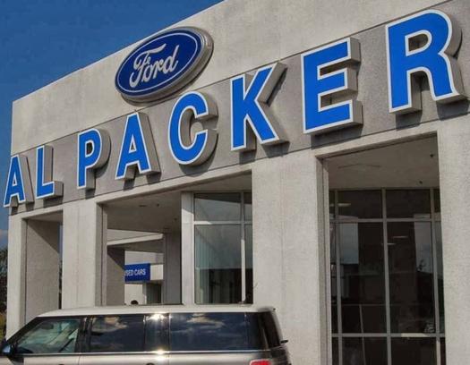 Al Packer S White Marsh Ford