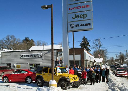 Emerling Chrysler Dodge  Jeep 2