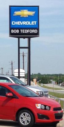Bob Tedford Chevrolet car dealership in Farmersville, TX ...
