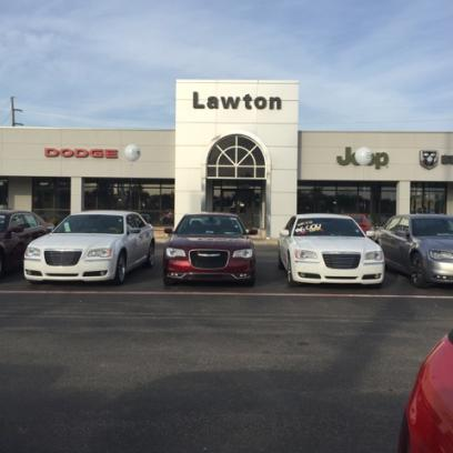 Lawton Chrysler Jeep Dodge RAM