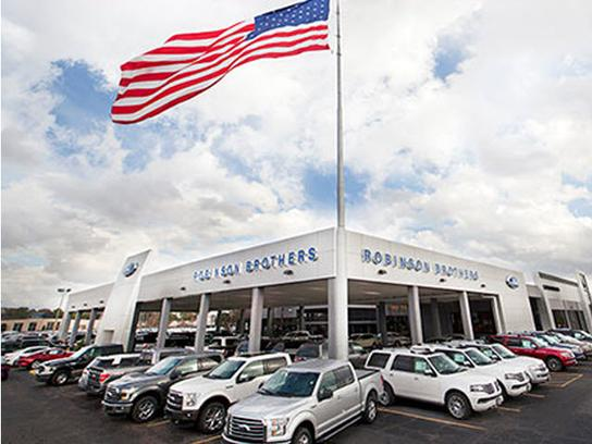 Ford Dealership Baton Rouge >> Robinson Brothers Ford Lincoln Car Dealership In Baton Rouge