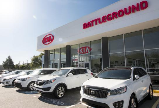 Battleground Kia