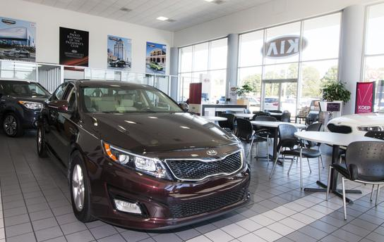Captivating Battleground Kia Car Dealership In Greensboro, NC 27408 | Kelley Blue Book