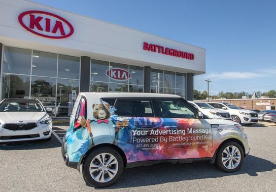 Battleground Kia Car Dealership In Greensboro, NC 27408 | Kelley Blue Book