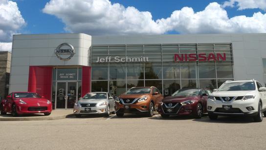 Jeff Schmitt Nissan >> Jeff Schmitt Nissan Car Dealership In Beavercreek Oh 45324