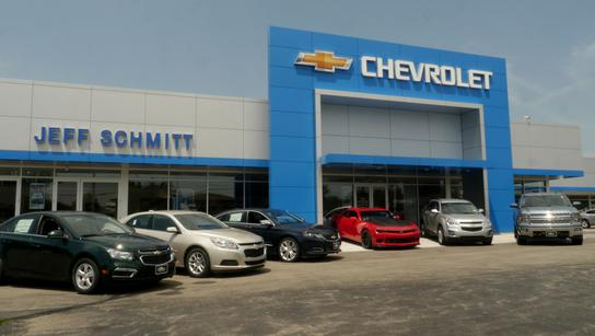 Jeff Schmitt Chevy >> Jeff Schmitt Chevrolet South Car Dealership In Miamisburg Oh 45342