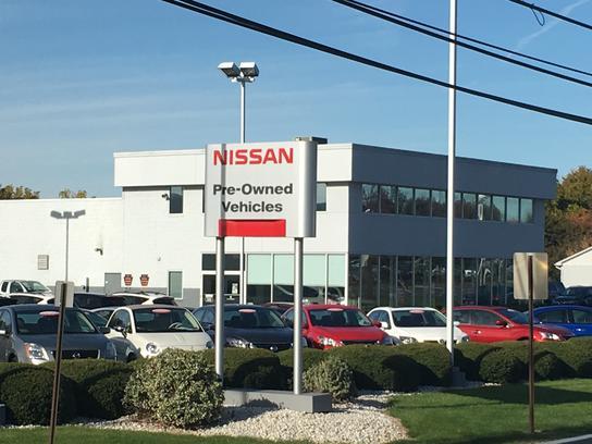 Lancaster Nissan car dealership in East Petersburg, PA 17520 ...