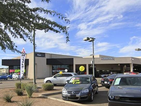 Mark Mitsubishi Scottsdale Car Dealership In Scottsdale Az 85257