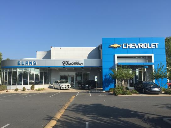 Burns Chevrolet Cadillac