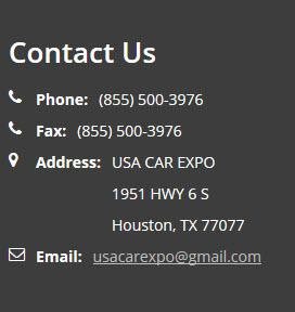 USA Car Expo Car Dealership In HOUSTON TX Kelley Blue Book - Car expo usa