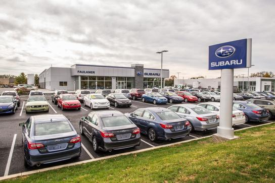 Faulkner Subaru Mechanicsburg