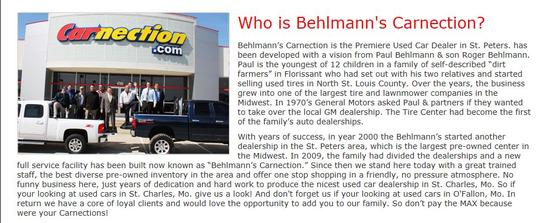 Behlmann's Carnection 2