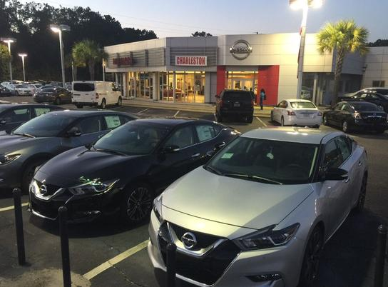 About Hudson Nissan Of Charleston In Charleston Sc 29407