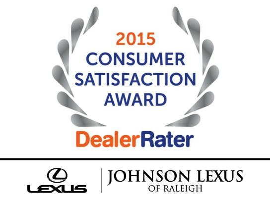 Johnson Lexus of Raleigh 1