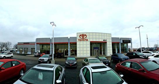 Toyota Columbus Ohio >> Toyota West Car Dealership In Columbus Oh 43228 Kelley Blue Book