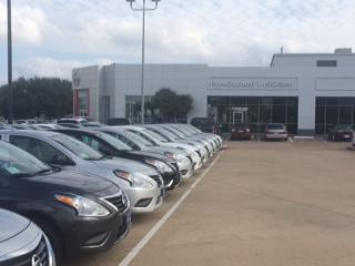 Clay Cooley Nissan Car Dealership In DALLAS, TX 75237 3574   Kelley Blue  Book