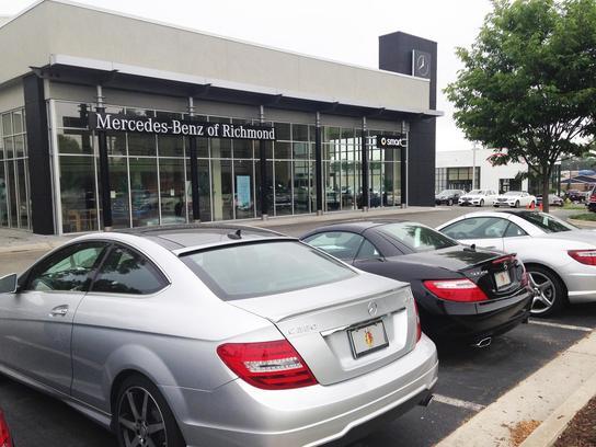 Mercedes Benz Richmond >> Mercedes Benz Of Richmond Car Dealership In Richmond Va 23294