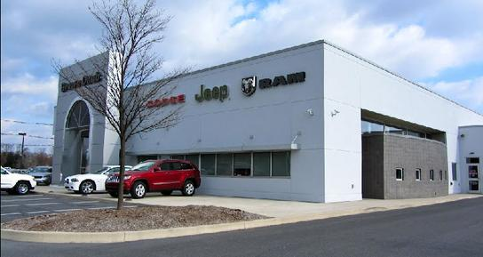 Brown Daub Jeep >> Brown Daub Dodge Chrysler Jeep Car Dealership In Bath Pa