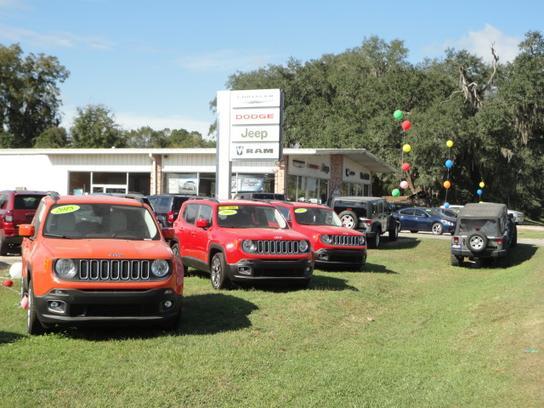 Sunbelt Chrysler Jeep Dodge Of Live Oak Inc.