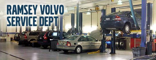 Ramsey Volvo car dealership in RAMSEY, NJ 07446-2047 | Kelley Blue