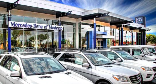 Mercedes Benz Of Modesto Car Dealership In Modesto Ca
