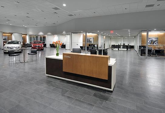 Capital Cadillac car dealership in Smyrna, GA 30080-7631 ...