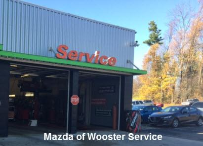 Mazda Of Wooster 1 ...