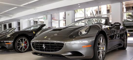 ferrari & maserati of san diego car dealership in san diego, ca