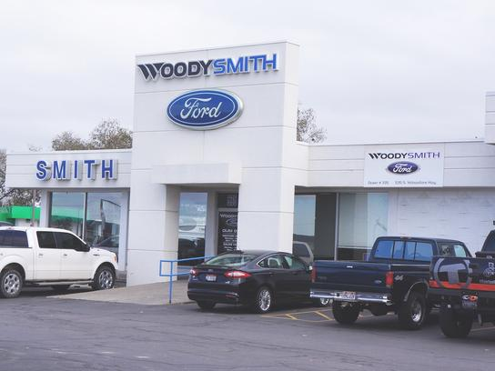 Woody Smith Ford 1