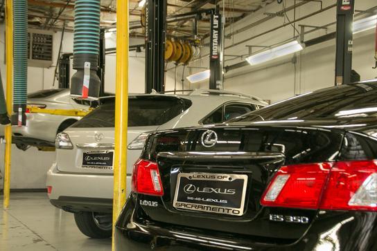 Lexus Of Sacramento >> Lexus Of Sacramento Car Dealership In Sacramento Ca 95821