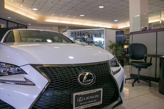 Lexus of Sacrato car dealership in Sacrato, CA 95821 | Kelley ...