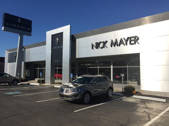 Nick Mayer Lincoln Car Dealership In Westlake Oh 44145 Kelley