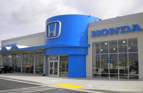 Anderson Honda Car Dealership In Cockeysville MD 21030