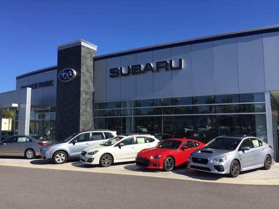 Car Dealerships In Jacksonville Fl >> Subaru Of Orange Park Car Dealership In Jacksonville Fl 32222