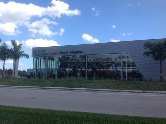 Audi Fort Myers Car Dealership In Fort Myers Fl 33913 7865 Kelley