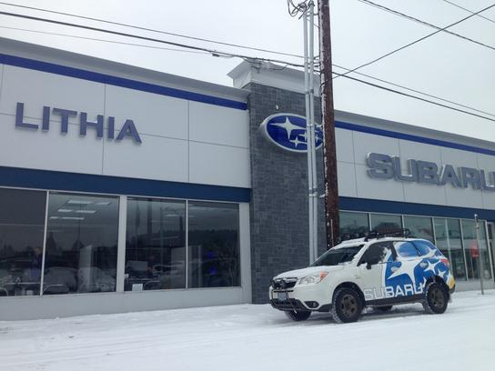 Lithia Subaru of Oregon City