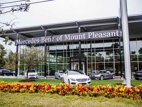 Mercedes-Benz of Mount Pleasant 2