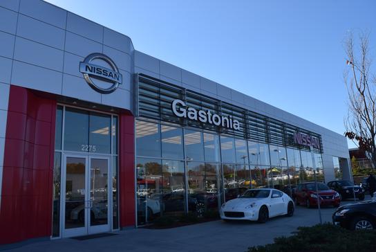 Gastonia Nissan car dealership in GASTONIA, NC 28054 | Kelley Blue