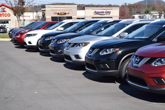 Nissan Of Gastonia >> Gastonia Nissan Car Dealership In Gastonia Nc 28054 Kelley Blue Book