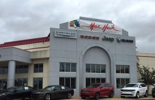 Jackson Mac Haik Chrysler Dodge Jeep car dealership in JACKSON, MS
