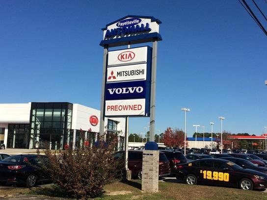 Fayetteville Auto Mall >> Fayetteville Auto Mall Car Dealership In Fayetteville Nc