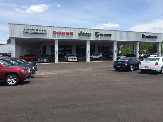 Bonham Chrysler Dodge Jeep RAM