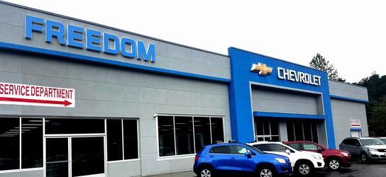 freedom chevrolet car dealership in big stone gap va 24219 3046 kelley blue book. Black Bedroom Furniture Sets. Home Design Ideas