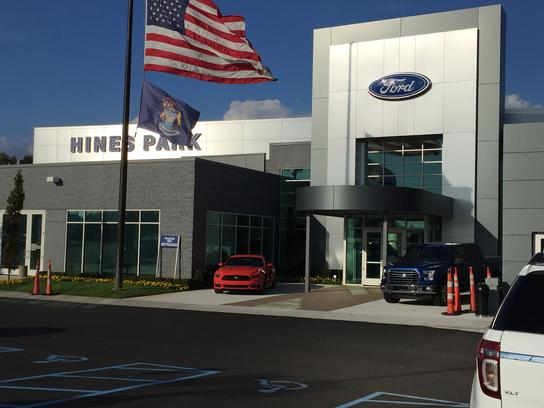 Hines Park Ford 1