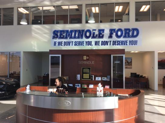 Seminole Ford
