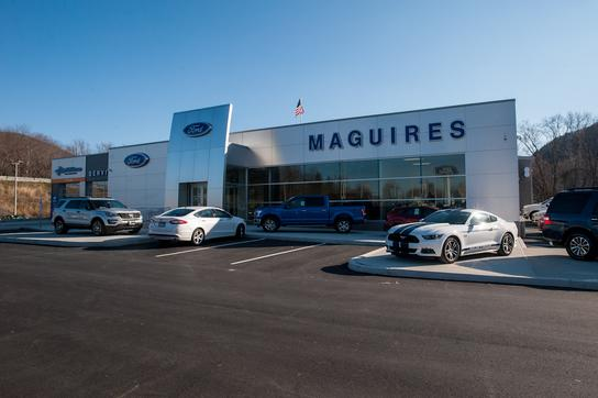 Maguire S Ford Inc Car Dealership In Duncannon Pa 17020