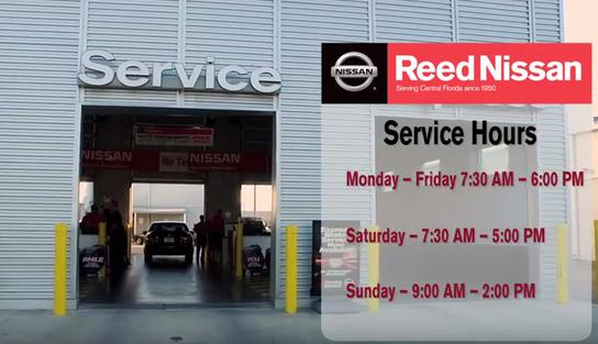 Reed Nissan Clermont 3
